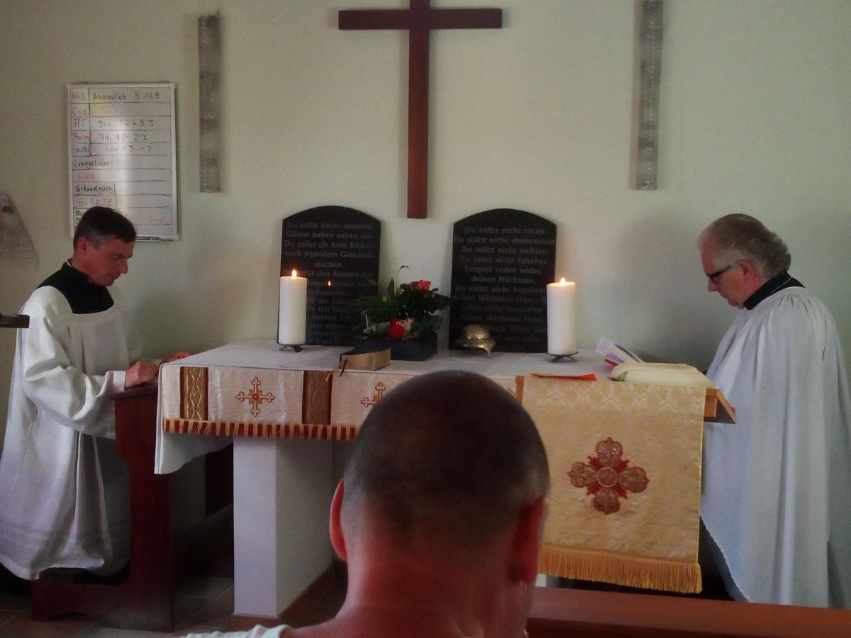 Wintersemester 2019 – Lehre &Liturgie